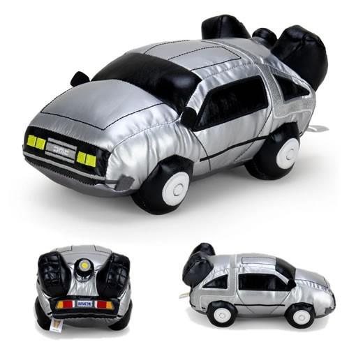 Back To The Future DeLorean Time Machine 11 Inch Plush