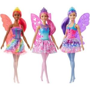 Barbie Dolls Dreamtopia Fairy Dolls Assortment