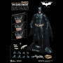 Batman The Dark Knight Dynamic 8-ction Heroes Action Figure. With 26 points of articulation, the Dark Knight DAH is one of the most posable figures yet, and includes three replacement mouths, a branded stand with a bracket, as well as five pairs of replac