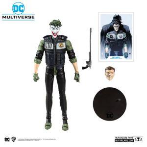 DC Multiverse The Joker (White Knight) Action Figure
