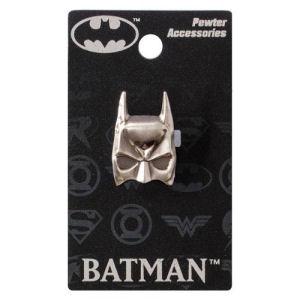Batman Mask Pewter Lapel Pin