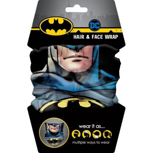 Batman Hair and Face Wrap.