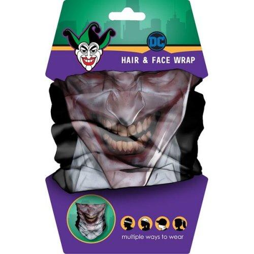 Joker Hair and Face Wrap