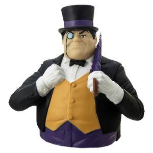 DC Comics The Penguin Bust Bank