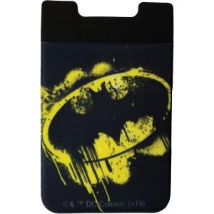 Batman Logo Phone Card Holder
