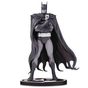 Batman B&W Statues Batman By Brian Bolland