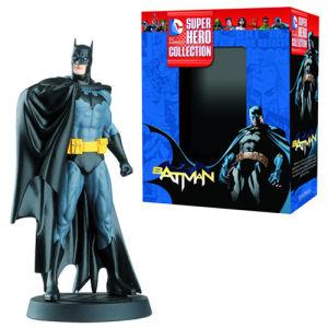 DC Superhero Batman Best Of Collector Figure with Collector Magazine