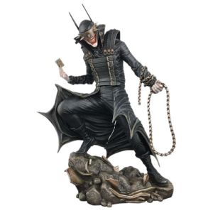 DC Gallery Dark Nights: Metal Batman Who Laughs (Comics)  PVC Statue