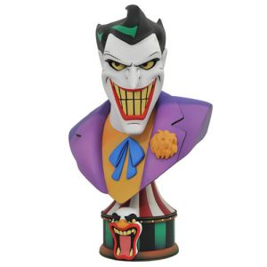Legends In 3D Batman The Animated Series 1/2 Scale The Joker Bust