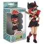 DC Comics Bombshells Batwoman Rock Candy Vinyl Figure.