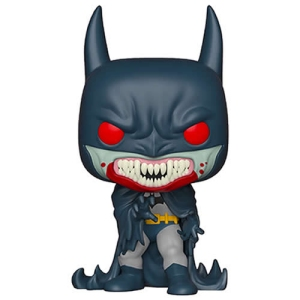 Batman 80th Anniversary Batman Red Rain (1991 Version) Pop! Vinyl Figure