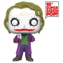 .Batman 10 Inch Super Sized Joker Pop! Vinyl Figure.