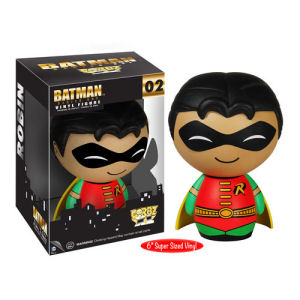 Batman Robin 6 Inch Dorbz XL Vinyl Figure