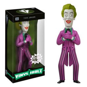 Batman Classic 1966 TV Series Joker Vinyl Idolz Figure
