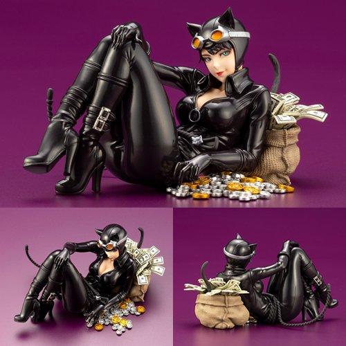 DC Comics 1/7th  Scale Catwoman Returns Bishoujo Statue