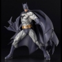Batman Hush (Renewal Package). This product is a re-release of DC COMICS BATMAN BLACK COSTUME VER. ARTFX STATUE with new package design and suit color.