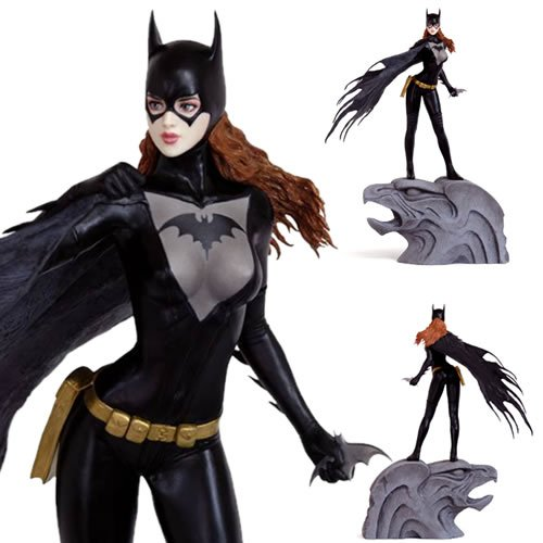 Fantasy Figure Gallery DC Comics Collection Batgirl by Luis Royo 1/6th Scale Resin Statue
