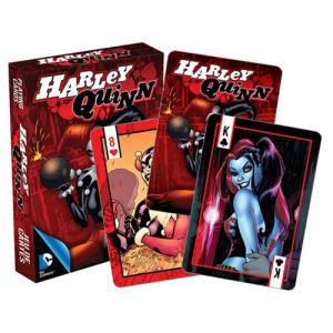Batman Harley Quinn Comics Playing Cards