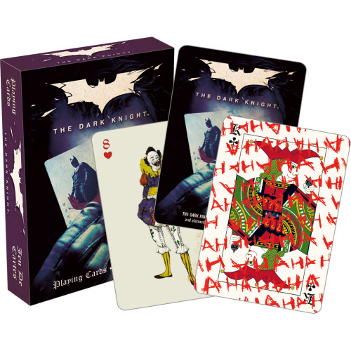 Dark Knight Joker Playing Cards.