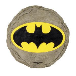 Batman Logo Stepping Stone
