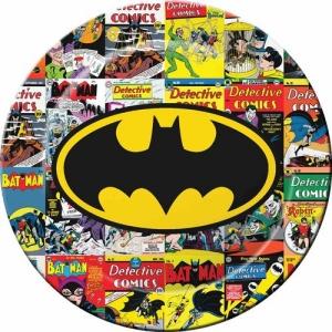 Batman Melamine Plates