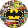 Batman Melamine Plate.