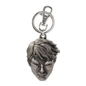 DC Comics Nightwing Head Pewter Key Chain