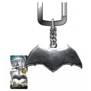DC Comics Batman Logo Pewter Key Chain