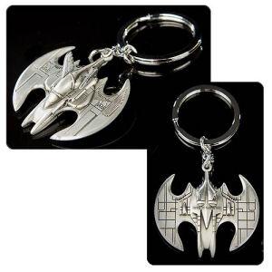 Batman 1989 Batwing Key Chain