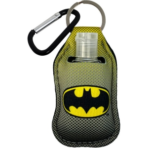 Batman Sanitizer Cover Key Chain