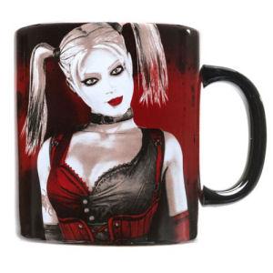 Batman: Arkham City Harley Quinn Mug
