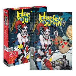 Batman New 52 Harley Quinn 500 Piece Puzzle