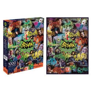 Batman 1966 TV Series 1000 Piece Puzzle