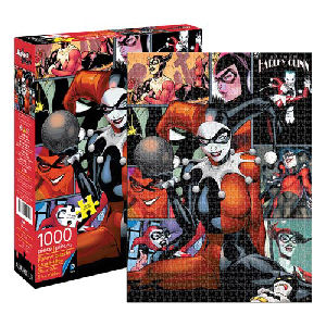 Batman Harley Quinn 1000 Piece Puzzle