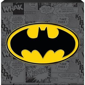 Batman Box Sign