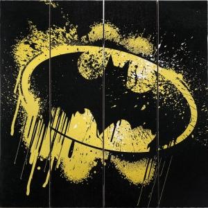 Batman Wood Sign