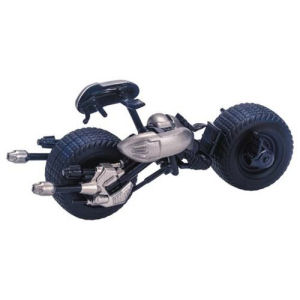 Batman The Dark Knight Rises Batpod Deformed Vehicle