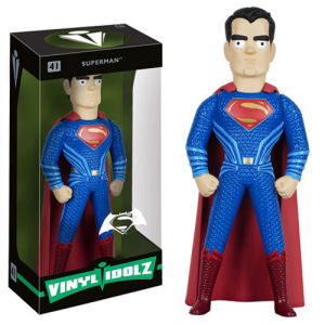 Batman v Superman Dawn of Justice Superman Vinyl Idolz Vinyl Figure