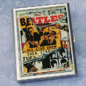 The Beatles Medium Metal Box