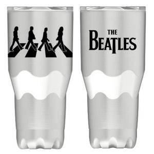 The Beatles 30 Ounce Stainless Steel Vacuum Tumbler