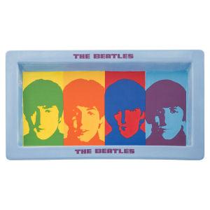 Beatles Color Bar 14 Inch Ceramic Serving Platter