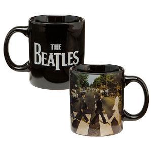 The Beatles Abbey Road 12 Ounce Ceramic Mug