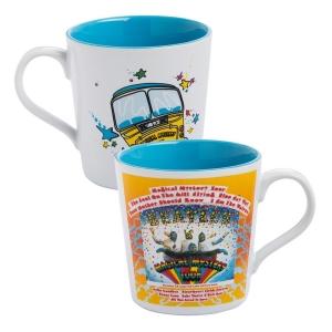 The Beatles Magical Mystery Tour 12 Ounce Ceramic Mug