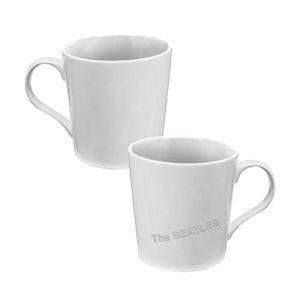 The Beatles White Album 12 Ounce Ceramic Mug