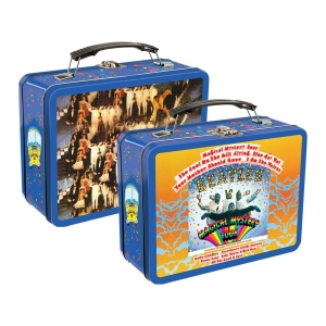 The Beatles Magical Mystery Tour Lunchbox Large Tin
