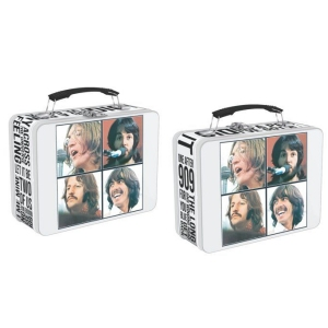The Beatles Large Lunchbox Tin Tote