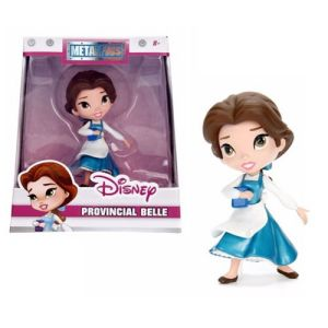 Beauty and the Beast Village Belle 4 Inch Metals Die-Cast Metal Action Figure