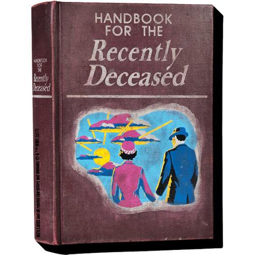 Beetlejuice Handbook Funky Chunky Magnet.