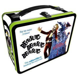 Beetlejuice Gen 2 Fun Box Tin Tote
