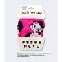Betty Boop Hair Wrap.